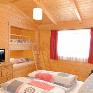 Familienzimmer mit Schalfkoje